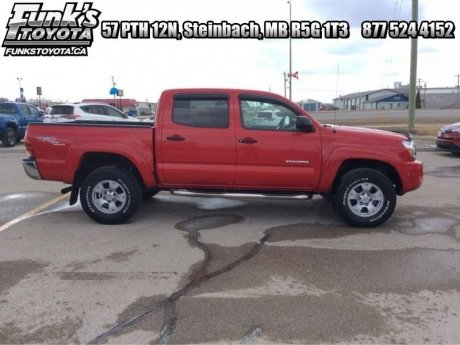 2007 Toyota Tacoma DBL CAB 4WD AT