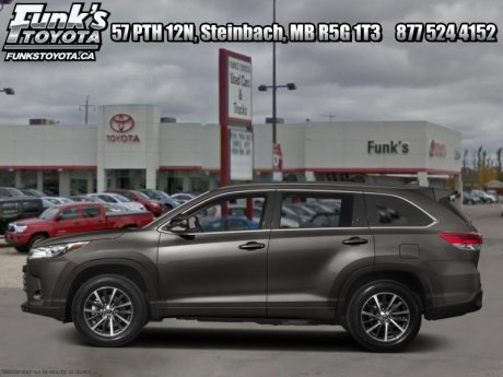 2018 Toyota Highlander XLE AWD SE Package