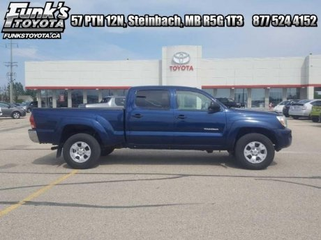 2007 Toyota Tacoma DBL CAB 4WD LB AT