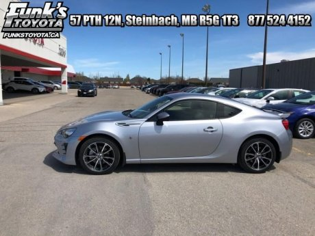 2018 Toyota 86 Manual GT