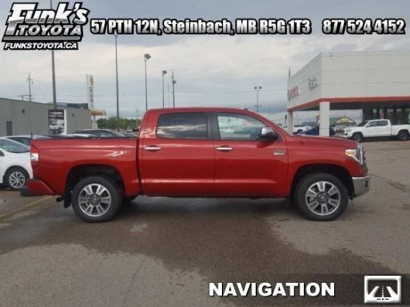 2018 Toyota Tundra 1794 Edition Package