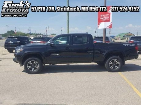 2018 Toyota Tacoma TRD Sport Upgrade Package