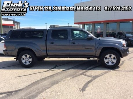2009 Toyota Tacoma DBL CAB 4WD LB AT