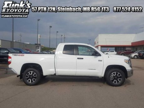 2018 Toyota Tundra TRD Offroad Package