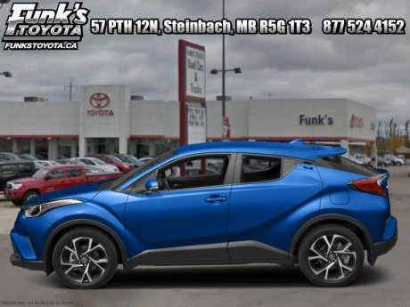2019 Toyota C-hr Limited Package