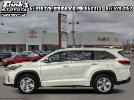 2019 Toyota Highlander Limited AWD