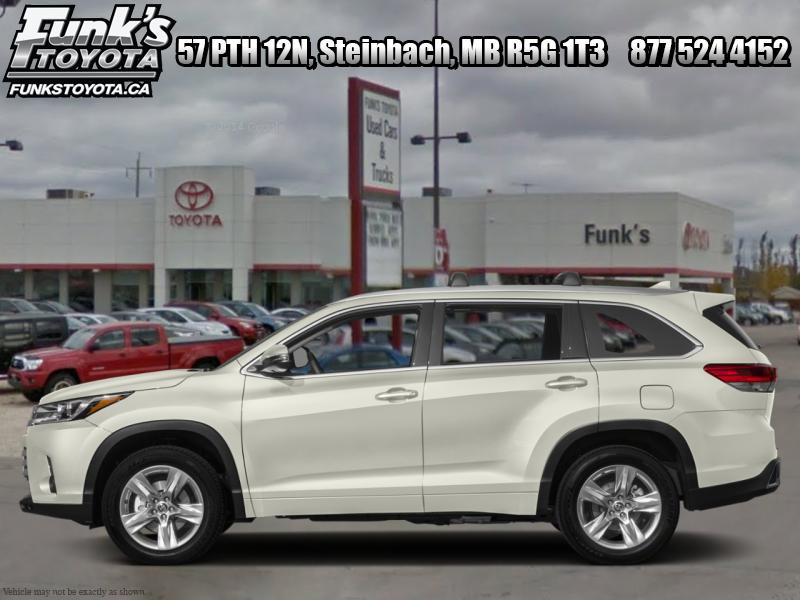 2019 Toyota Highlander Limited AWD (I-466) Main Image