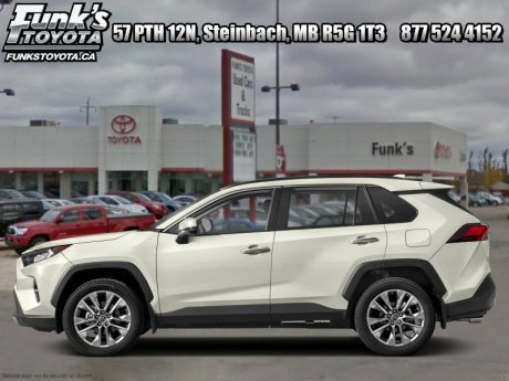 2019 Toyota RAV4 AWD LTD