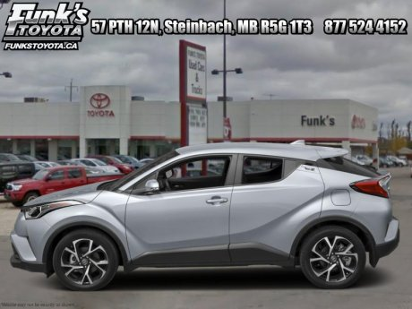 2019 Toyota C-hr XLE Package