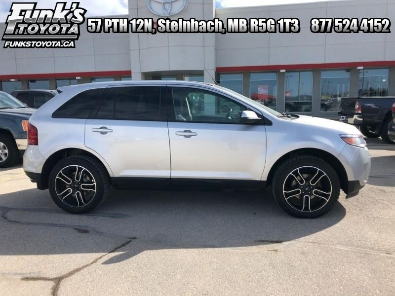 2014 Ford Edge 4DR SEL AWD (ID-31D) Main Image
