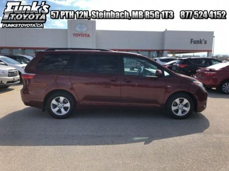 2015 Toyota Sienna 5DR LE 8-PASS FWD