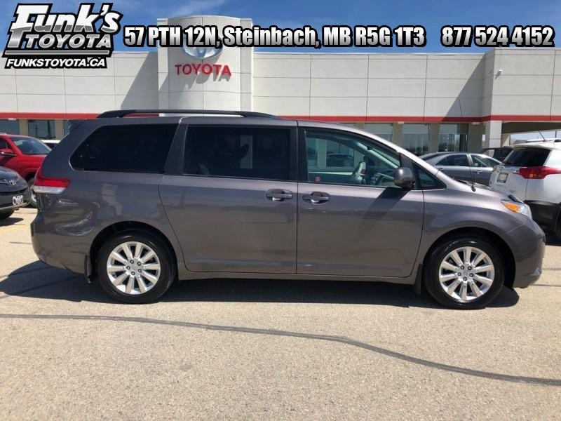 2013 Toyota Sienna 5DR V6 LE 7-PASS AWD (JD-9A) Main Image