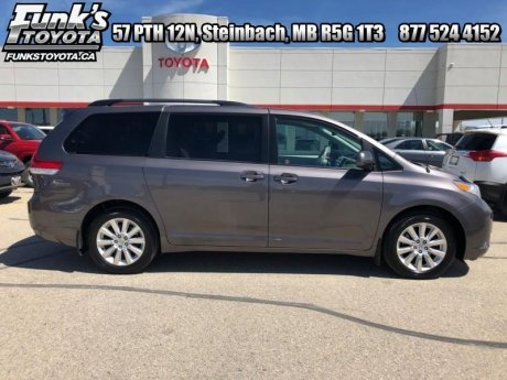 2013 Toyota Sienna 5DR V6 LE 7-PASS AWD