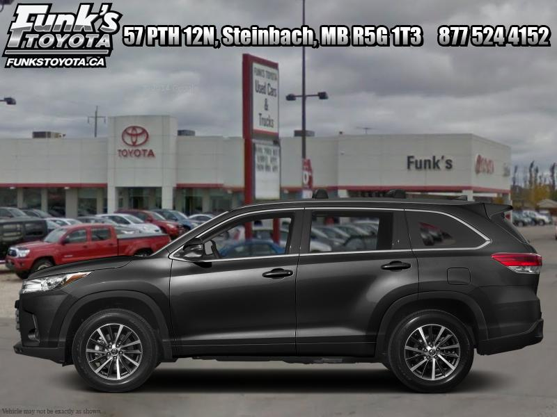 2019 Toyota Highlander XLE AWD SE Package (I-437) Main Image