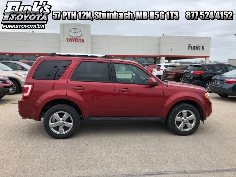 2012 Ford Escape 4WD 4DR LIMITED (I-550A) Main Image