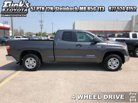 2016 Toyota Tundra 4WD DOUBLE CAB 146""