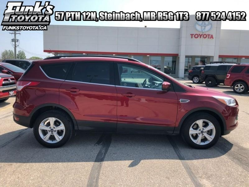 2014 Ford Escape For Sale >> 2014 Ford Escape For Sale In Steinbach Used Ford Sales