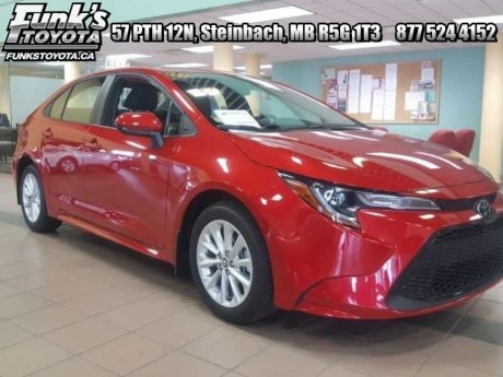 2020 Toyota Corolla LE Upgrade Package