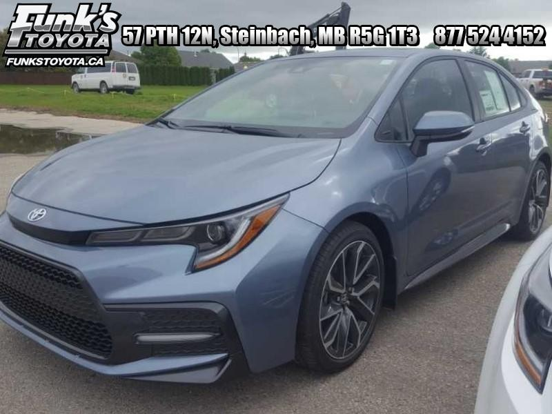 2020 Toyota Corolla SE Upgrade Package (J-129) Main Image