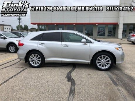 2010 Toyota Venza 4DR WGN