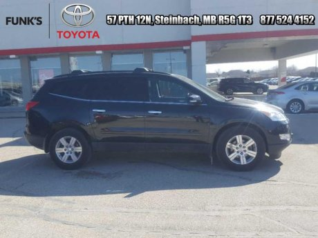 2011 Chevrolet Traverse AWD 4DR 1LT