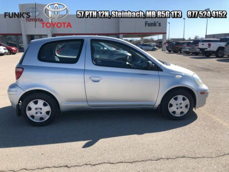 2005 Toyota Echo 3DR HB CE MANUAL