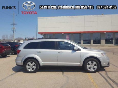 2012 Dodge Journey 4DR FWD
