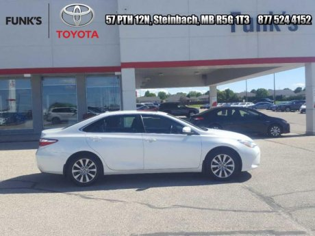 2016 Toyota Camry 4DR SDN I4 AT XLE