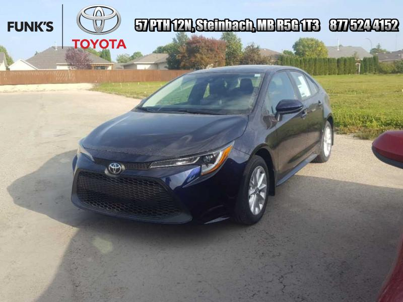 2021 Toyota Corolla LE Upgrade Package (K-129) Main Image