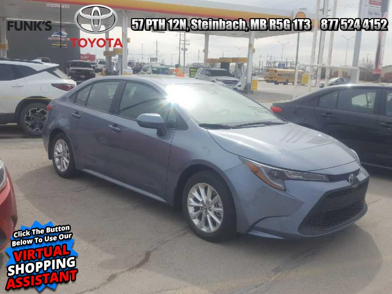 2021 Toyota Corolla LE Upgrade Package (K-337) Main Image